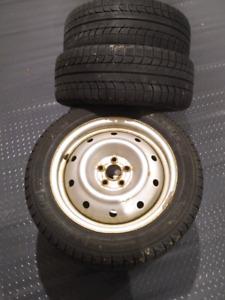 205/55R16 Michelin X Winter Tires **SOLD PPU**