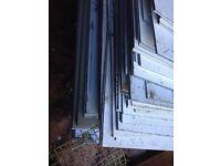 Aluminum composite sheet material