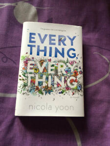 For Sale: Everything Everything by Nicola Yoon Windsor Region Ontario image 1