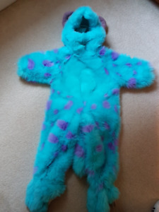 Monsters Inc 'Sully' Costume