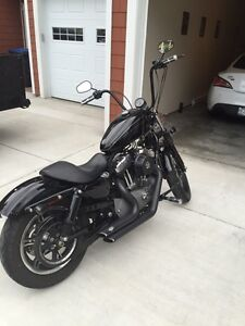 2009 Harley sportster nightster 1200 open to offers