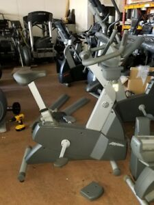 Life fitness CLSC/95Ci Commercial Upright Bikes-GREAT SHAPE