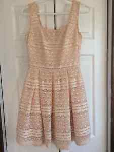 Soprana Rose Gold Dress