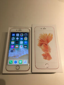 Apple iPhone 6S Rose Gold 128GB UNLOCKED/DÉVERROUILLÉ NEGO
