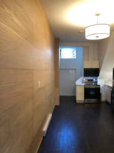 Newly Renovated 3 bed/2 bath apartment