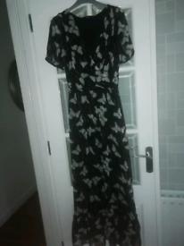 Long ladies dress