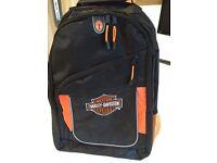 Harley Davidson Genuine back pack