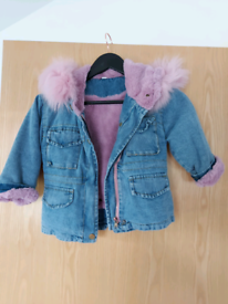New kids coat 3year