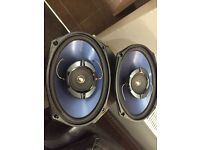 Kenwood 6x9 with grills