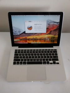 13inch Macbook Pro - i5 2.5 16gb ram 1tb solid state