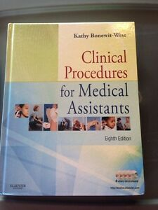 Clinical Procedures Textbook