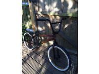 Custom Mafia BMX Bike