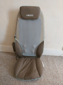Homedics massage chair.
