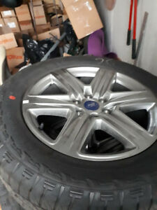 "20"" brand new F150 wheel set"