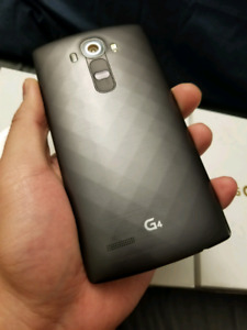 Unlocked LG G4 32GB --- Super Cheap - Great for Holiday Gifts!