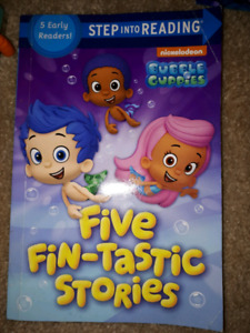 Bubble guppies five fin-tastic stories