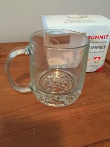 Drinking Glasses - Vancouver 2010 Olympics