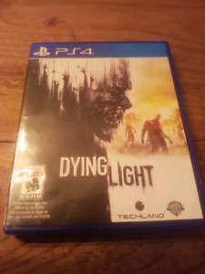 Dying light jeux ps4