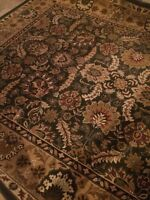 High tuft 8x11 area rug and 8 foot runner