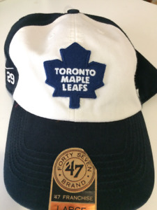 Toronto William Nylander Embroidered Autograph Hat Sz L Classic