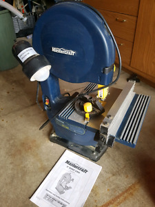 Selling 9 inch mastercraft band saw