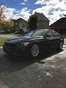 2013 BMW 3-Series 335i xDrive Luxury