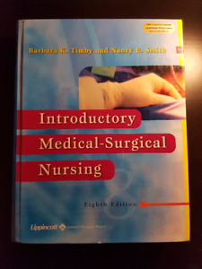 Introductory to Medical-Surgical Nursing 8th Edtion