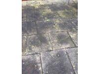 Garden flagstones