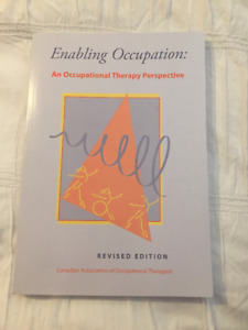 Selling Occupational therapy textbook-enabling 1
