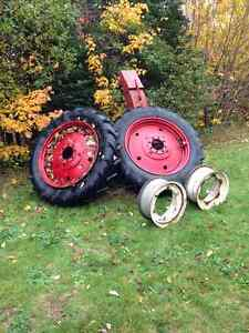 Tractor Tires and Rims!