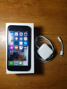 Iphone 7 unlocked with box and charger best offer