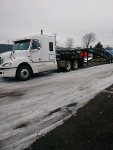 05 Columbia ,Cottrell 7 Car Carrier