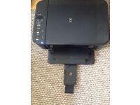 Canon MG3250 printer, photo copier, scanner.
