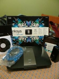 Linksys EA6400  (AC1600) Dual Band Smart Wi-Fi Router