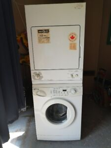 apt.size washer dryer stackable