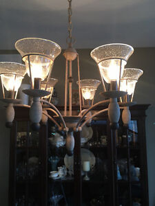 DINING ROOM LIGHT - Price Reduced