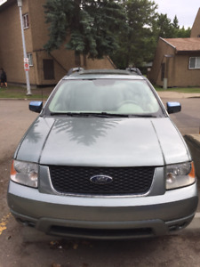 2007 Ford FreeStyle/Taurus X Best car for family SUV, Crossover