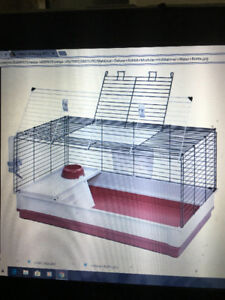 BRAND NEW RABBIT CAGE STILL IN BOX