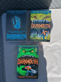 3 Shane Hegarty Books
