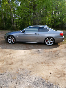 BMW 335 coupe sport package 400hp