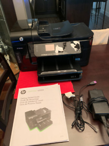 HP OFFICE JET 6500A PLUS PRINTER