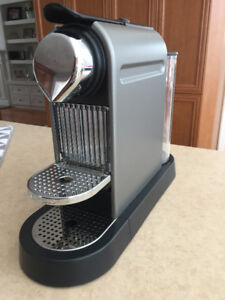 Machine Nespresso Citiz Stainless
