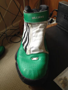 Size 13 Williams series adidas shoes