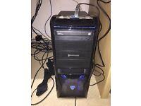 GAMING PC* AMD FX 6300 3.5GHz, NVIDIA GTX 960 GRAPHICS, 12GB CORSAIR RAM, WINDOWS 10