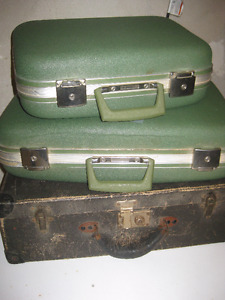Vintage Suitcases - $10 each OBO