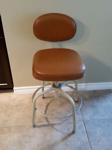 Original Vintage Retro Industrial Office Chair