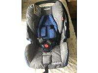Recaro Young Profi plus baby car seat