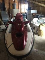 2001 seadoo gtx limited edition