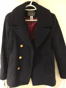 Jcrew Wool Peacoat size 4