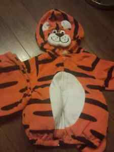 Carter's tiger costume -24 months